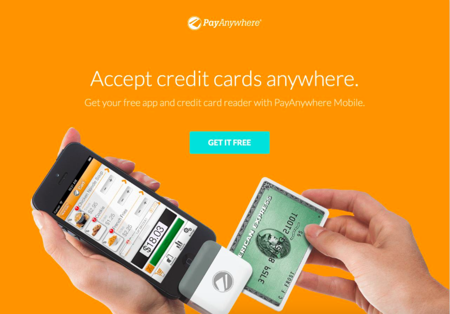 pay anywhere